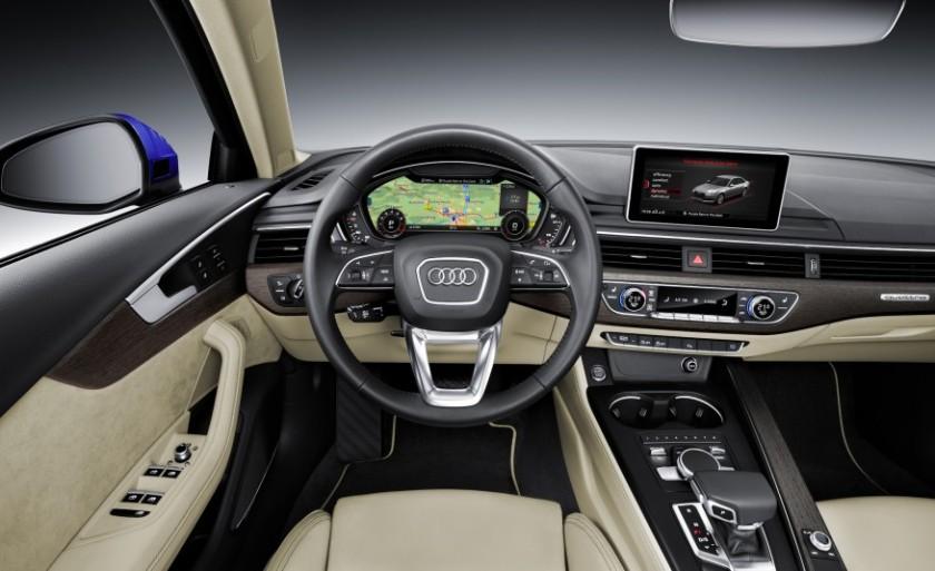 2017-Audi-A4- L