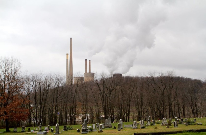 Trump contaminador