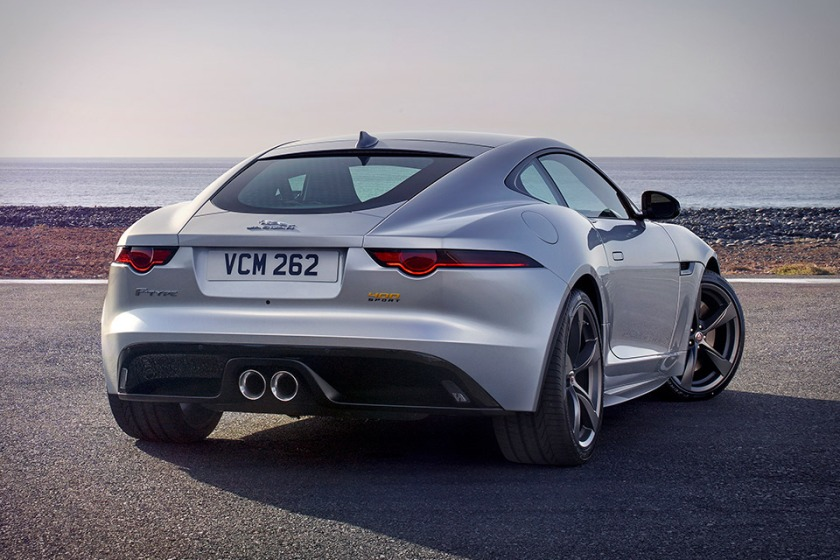 2018, Jaguar F-Type 400 Sport 2