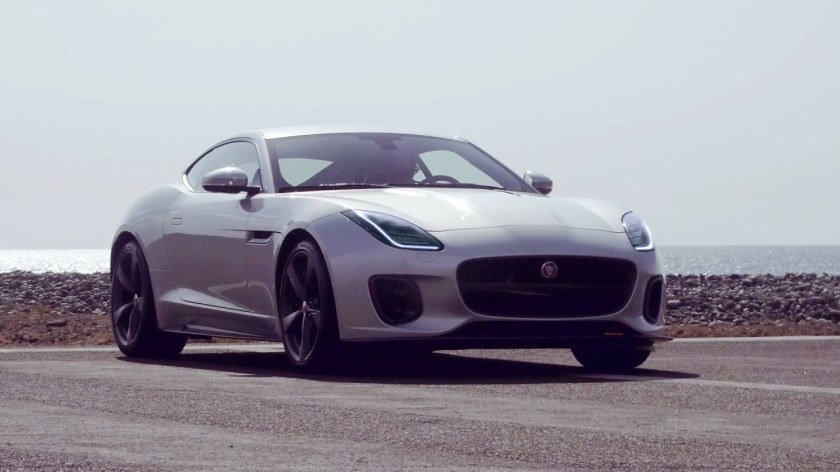 2018, Jaguar F-Type 400 Sport