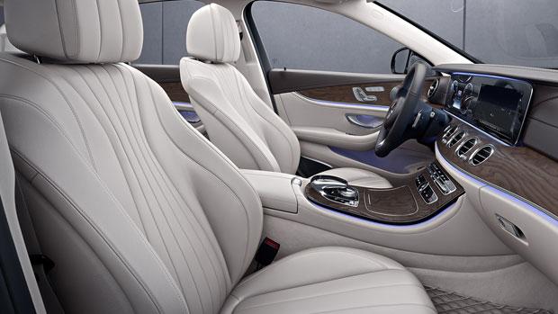 2018 Mercedes E 3